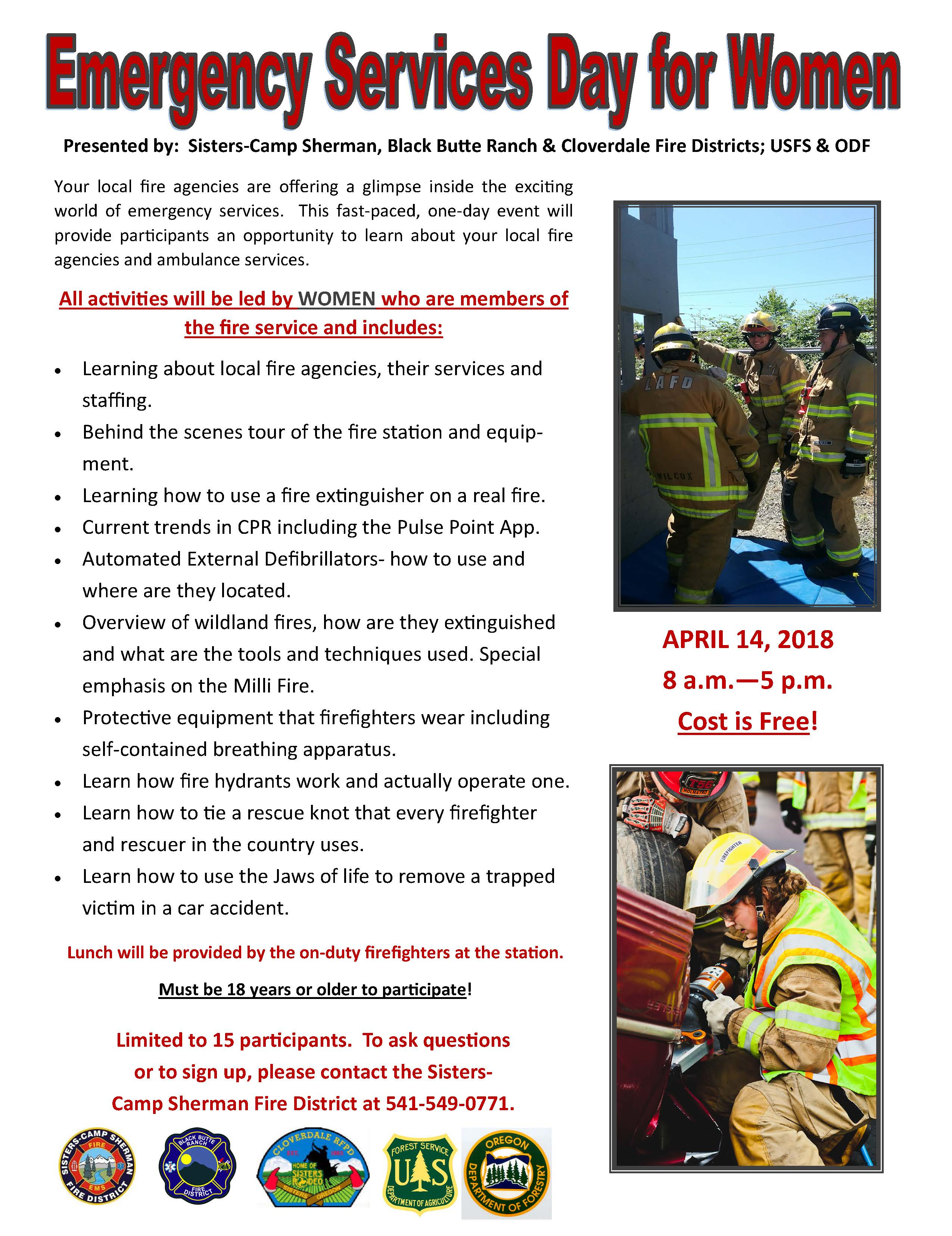 Press Releases Archives - Sisters - Camp Sherman Fire District
