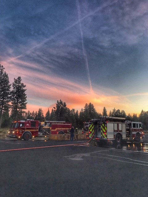 News - Sisters - Camp Sherman Fire District